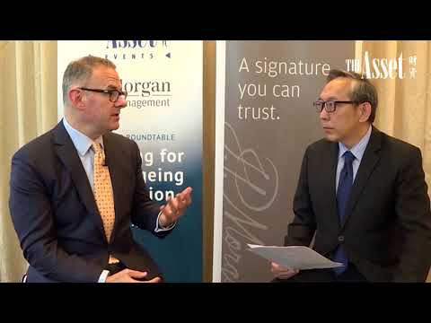 J.P. Morgan Asset Management: Providing for Asia's ageing population | The Asset
