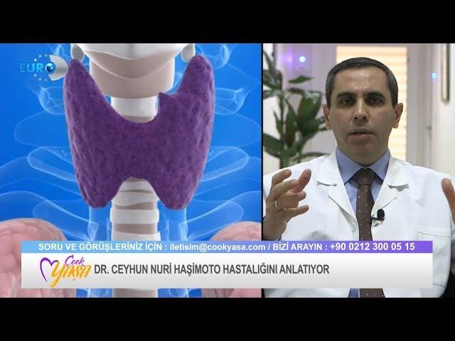 Haşimoto Tiroiditi (Bölüm 1) - Dr. Ceyhun Nuri