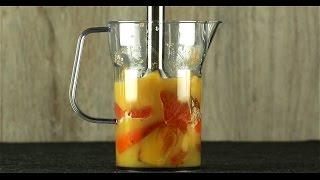 Смузи из хурмы и сицилийского апельсина - Рецепты от Со Вкусом