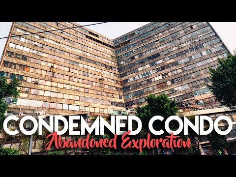 EXPLORING AN ABANDONED CONDO IN MEXICO CITY (INSURGENTES 300)