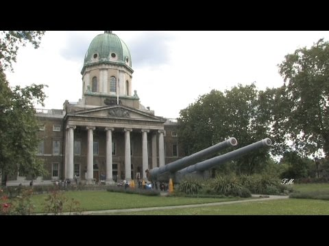 """ Imperial War  Museum ""  LONDON"