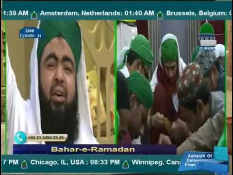 Kare Chara Sazi Ziyarat  By Muhammad Asad Attari 16 06 17