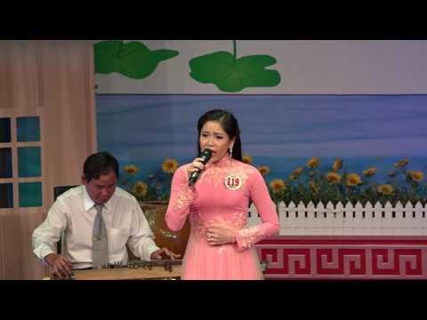 Nguyễn Thị Mỹ Tiên : Dòng Sông Tình Mẹ. Guitar : Lê Của.