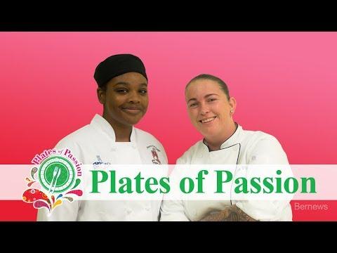 Plates Of Passion: Juliana d'Estelle Roe & Terreicay Richardson, Oct 2017