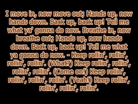 """Limp Bizkit - """"Rollin' (Air Raid Vehicle)"""" lyrics"""