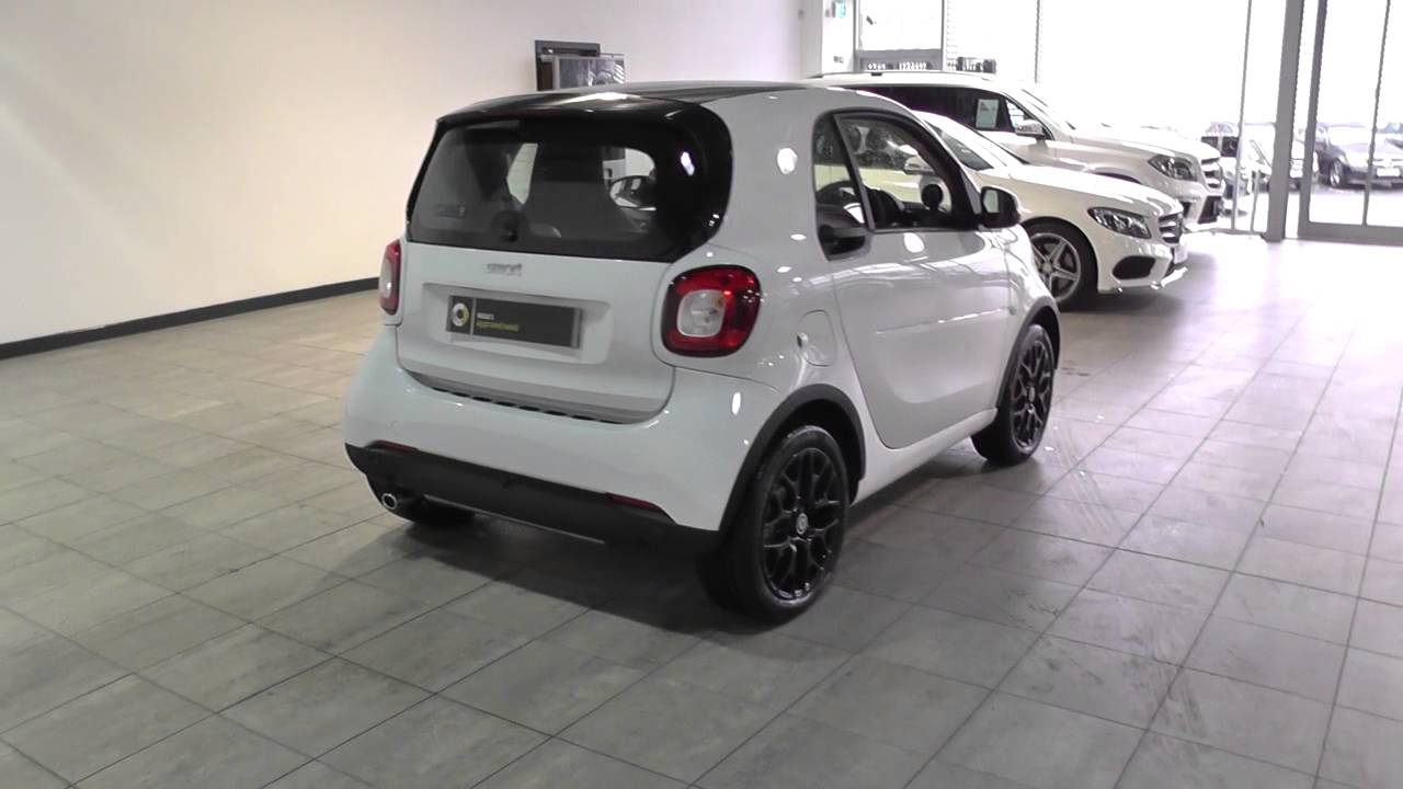 smart smart fortwo smart fortwo coupe 52kw edition white u45369 youtube. Black Bedroom Furniture Sets. Home Design Ideas