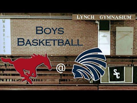 Southern Cloud vs Sylvan-Lucas Boys Basketball