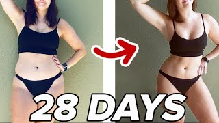 We Did The Chloe Ting Hourglass Challenge For 30 days