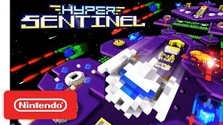 Hyper Sentinel  Nintendo Switch Trailer Hyper Sentinel is a shoot em up retroinspired game coming soon to Nintendo Switch Learn more about Hyper Sentinel httpwwwhypersentinelcom ...