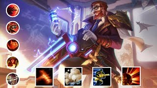 Graves - FAST COMBO