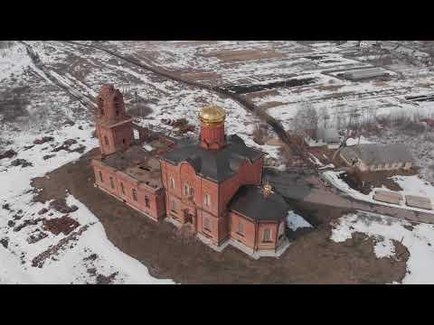 Скопин с Лопатино Церковь в честь Покрова Пресвятой Богородицы
