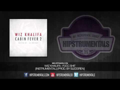 Wiz Khalifa - Fucc Shit [Instrumental] (Prod. By Sledgren) + DOWNLOAD LINK