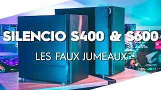 [REVIEW] Cooler Master Silencio S400 & S600 - TopAchat [FR]