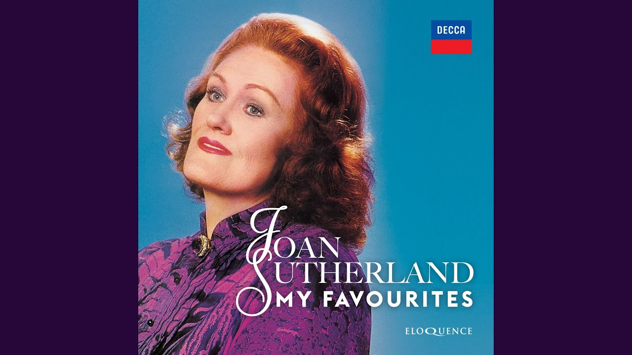 Eloquence Classics Release Batch 7 - Joan Sutherland
