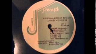 Johnny Osbourne - We Gonna Rock It Tonight ( Dubplate Playing In The Ghetto )