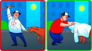 What to Do If You're Attacked by a Dog