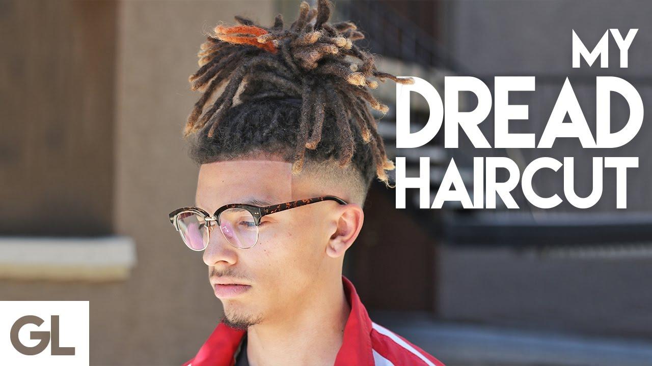 My Dreadlock Haircut