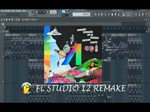Coldplay - Adventure Of A Lifetime (Audien Remix) (EdraGhifarri Remake) FREE FLP DOWNLOAD