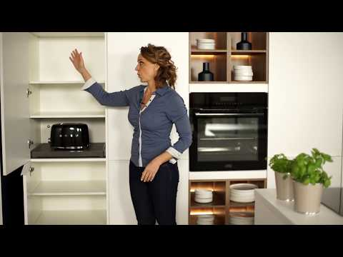 Kitchen and More - Modern Fehér Konyha