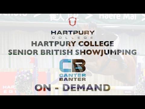 Hartpury | 12th March 2017 | Winter Grade B&C - FIRST ROUND