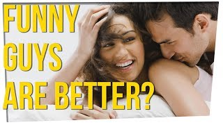 Study Suggests Funny Guys Give the Best Finish ft. Gina Darling & DavidSoComedy