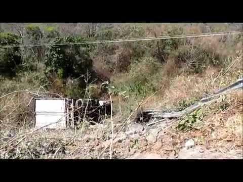CAMINHÃO DESCE ABISMO NA SERRA DA MERUOCA