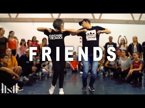 FRIENDS  - Justin Bieber Dance | Matt Steffanina ft Bailey Sok | DanceCon EP. 5