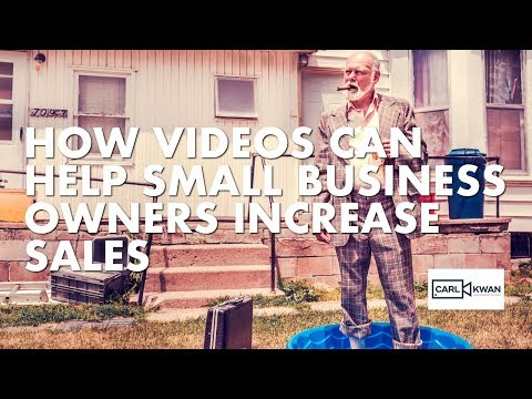 How Videos Can Help Small Business Owners Increase Sales