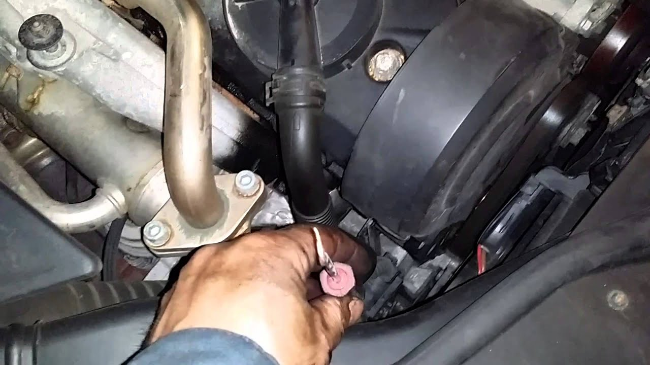 How To Fix Black Smoke Problem On Tdi B5 Youtube 2009 Audi A4 Fuel Filter
