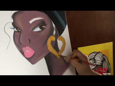 Black Representation in the Art Industry