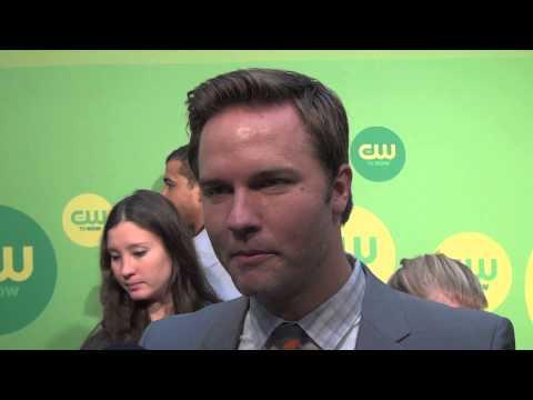 Scott Porter  Hart of Dixie  CW Upfronts 2013