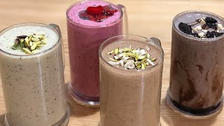 Healthy Milkshakes for Good Health &amp Refreshing Drinks for IftarSummerRamzan