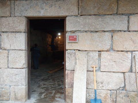 Rehabilitación en Nocedo do Val, no Concello de Castrelo do Val