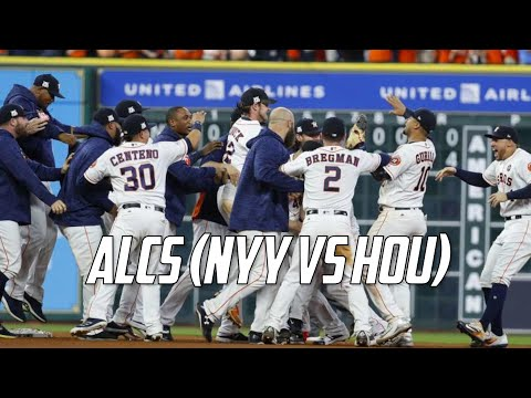 MLB | 2017 ALCS Highlights (HOU vs NYY)