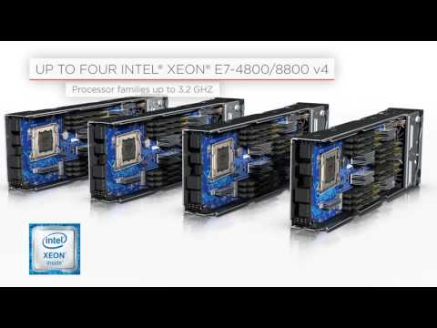 Lenovo System x3850 X6 Server : Product Video