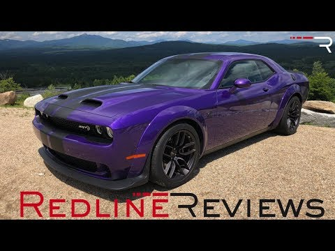 2019 Dodge Challenger Srt Redeye When A Hellcat Isn T Enough Youtube