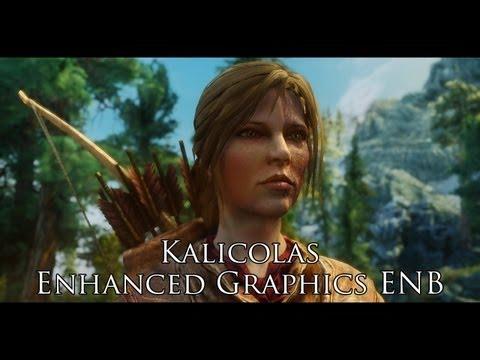 Skyrim ENB Presets - Kalicolas Enhanced Graphics ENB