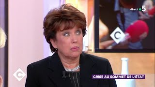 Gérard Collomb claque la porte - C à Vous - 03/10/2018
