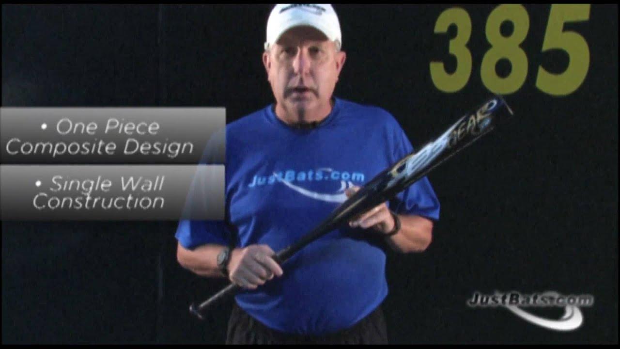 2011 COMbat B3 Gear Youth Baseball Bats - JustBats com