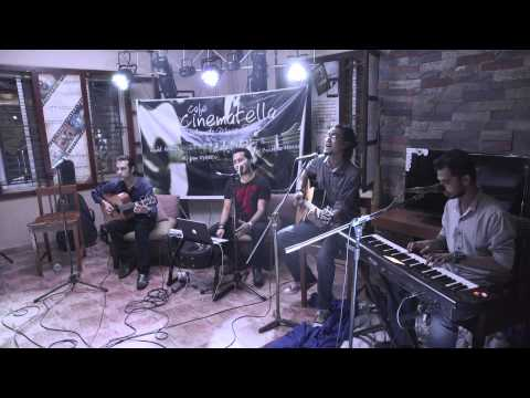 Annie's Song (Cover) by John Denver - Cafe Cinematella - Acoustic Session
