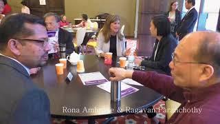 Rona Ambrose MP, Ragavan Paranchothy, Markham Thornhill byelection, 20170320