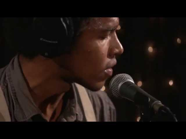 Benjamin Booker - Violent Shiver (Live on KEXP)