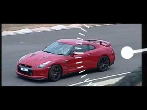 Nissan GTR.mpg