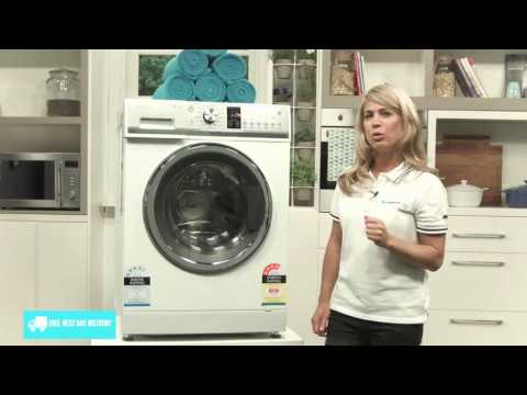 Fisher & Paykel WH8560P2 8 5kg Front Load Washing Machine overview by expert - Appliances Online