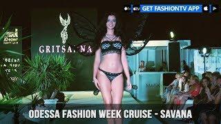 Odessa Fashion Week Cruise - Savana | FashionTV