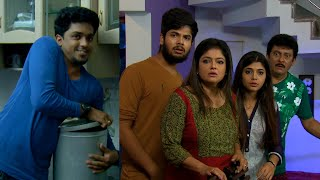 Thateem Mutteem l EPI - 63 Ghost issues drives the family crazy! l Mazhavil Manorama