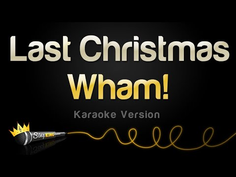 Wham! - Last Christmas (Single Edit) (Karaoke Version) Mp3