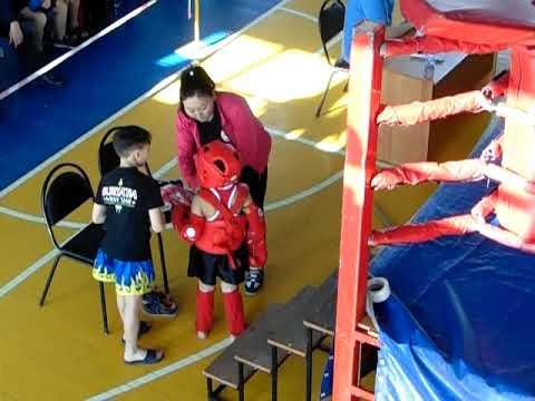 Улан-Удэ Чемпионат и первенство РБ по тайскому боксу Ч.1 01.03.1019 г