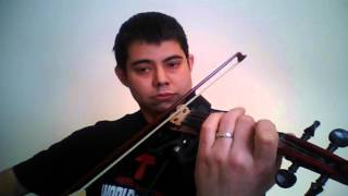 Good Riddance (Time of Your Life) - Greenday (Electric Violin)