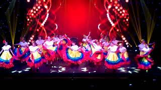 Театр TODES. С днем рождения, Западный! Мексика